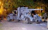 Seized 88 Anti-Aircraft/Tank gun from the collector.