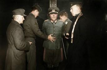 Execution of Anton Dostler.