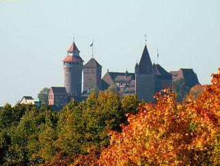 Nuremberg Castle.