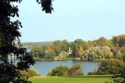 View from Babelsberg Park to Berlin.