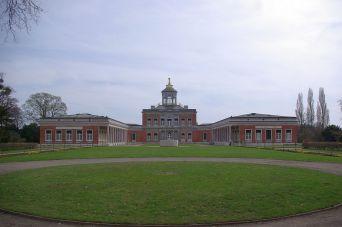 Marmorpalais in New Garden, Potsdam.