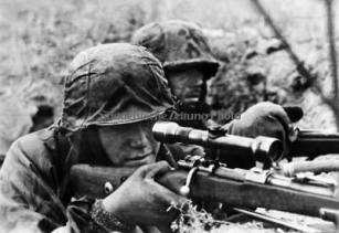 Snipers of the WaffenSS