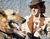 Eva Braun and Blondie.