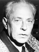Heinrich Hoffmann in 1945.