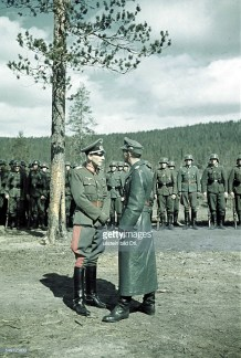 Hermann Tittel and Eduard Dietl.