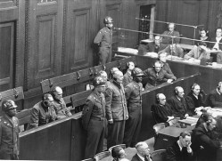 Lothar Rendulic is sentenced in the Hostage Case USHMM No 16808.