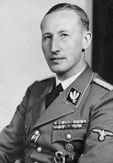 Heydrich as an SS-Gruppenführer in 1940.