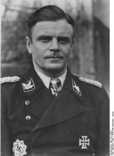 SS-Brigadeführer Heinz Harmel.
