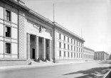 The New Reich Chancellery as pictured on Voss Street in 1939.