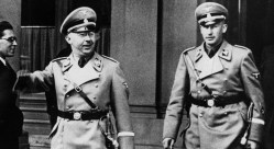 Heydrich impressed Himmler from the beginning and the two ascended the ladder together.