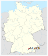 Location in Germany.
