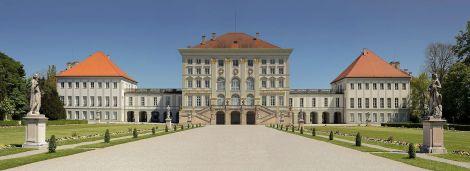 Nymphenburg Palace.