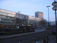 Munich main railway station.