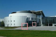 TU Munich's Garching Campus.