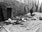 Belgian civilians killed by German units during the offensive.