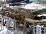 Ju 87 wreck, Sinsheim Auto & Technik Museum, 2008.