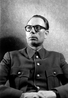 Lieutenant General A. A. Vlasov.