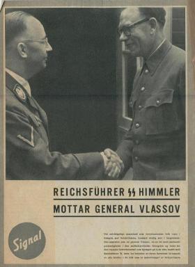 Vlasov and Himmler.