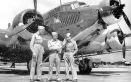 Junkers C-79, s/n 42-52883, at Howard Field, Panama Canal Zone, late 1942 with the USAAF 20th Transportation Squadron, Sixth Air Force.