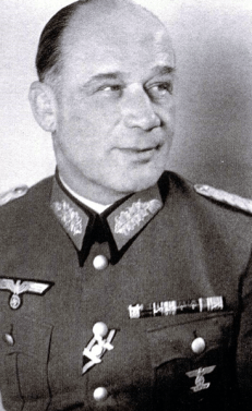 Major General Paul Völckers