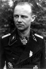 Knight cross bearer Willi Hein.