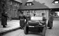 Hermann Goering in Carinhall.