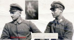 Erwin Koopmann and brother of the Freikorps in Świnoujście.