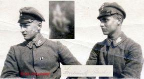 Erwin Koopmann and brother of the Freikorps in Świnoujście.