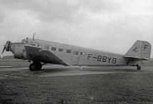 French-built AAC.1 of STA at Manchester Airport in 1948. This aircraft is preserved in Belgrade.
