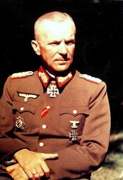 General der Infanterie Albrecht Schubert.
