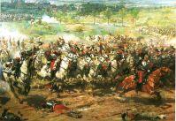 Aimé Morot's La bataille de Reichshoffen, 1887.