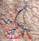 The assault by elements of the 7th SS Division on 25 May 1944.