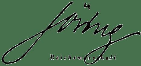 Signature.