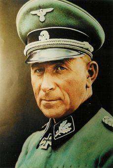 Paul Hausser, 1880-1972.