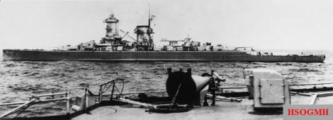 Admiral Scheer in 1935.