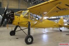Morane-Saulnier MS.502 Criquet, Museo Nacional de Aeronáutica de Argentina, 2012.