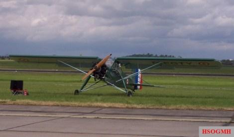 Morane-Saulnier MS.505 Criquet.