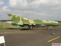 Mikoyan-Gurevich MiG-21 M 596.