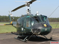 Bell UH-1D Huey BGS D-HATE.