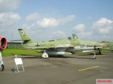 RF-84F Thunderflash.