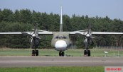 Antonov An-26 52+09, ex 369.