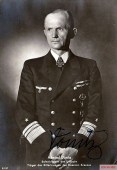 Karl Dönitz.