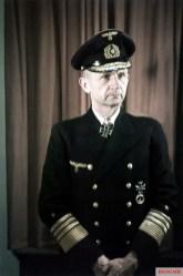 Großadmiral Karl Dönitz.
