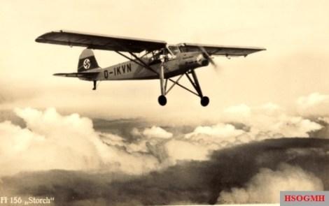 Fieseler Fi 156.