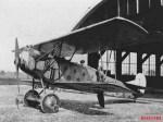 Fokker D.VII used by the Luftstreitkräfte.