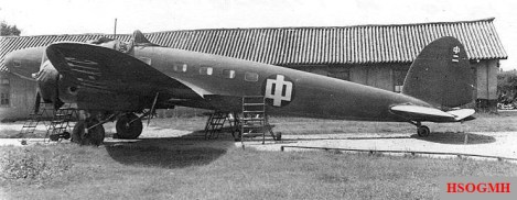 This Heinkel He 111 A, one of 11 bought by the Aviation Ministry, later found its way to the CNAC.