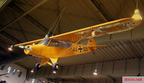 Piper PA-18 Super Cub.