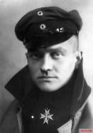 """Manfred von Richthofen, best known as """"The Red Baron""""."""