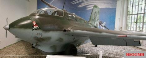 Messerschmitt Me 163. Komet.