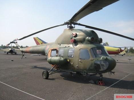 Mil Mi-2 94+63, ex 393.